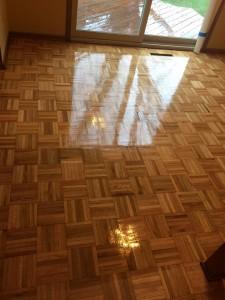 Parquet Floor 1
