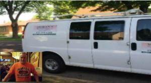 Tom and his Van